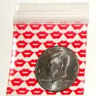 "200 Red Lips 2 x 2"" Small Ziplock Bags 2020"