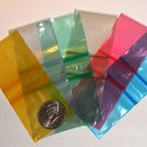 "1000 Colorful Mix  2 x 2"" Baggies Small Ziplock Bags 2020"