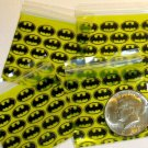 "200 Batman Baggies 2 x 2"" Small Ziplock Bags 2020"