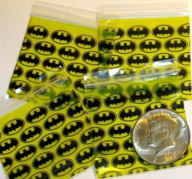 "200 Batman Baggies 2 x 2"" Small Ziplock Bags 2020"
