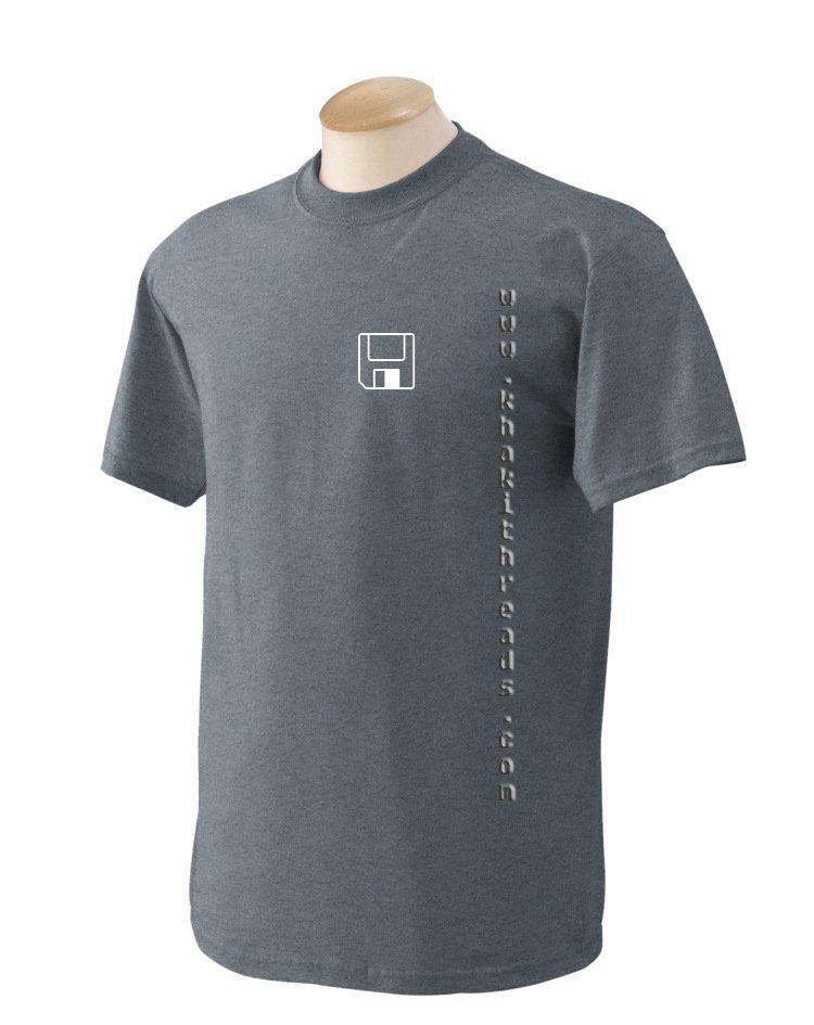 FLOPPY DISK Geek T-Shirt