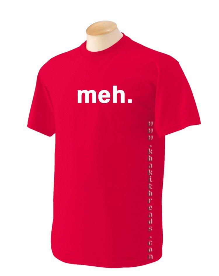 MEH Geek T-Shirt