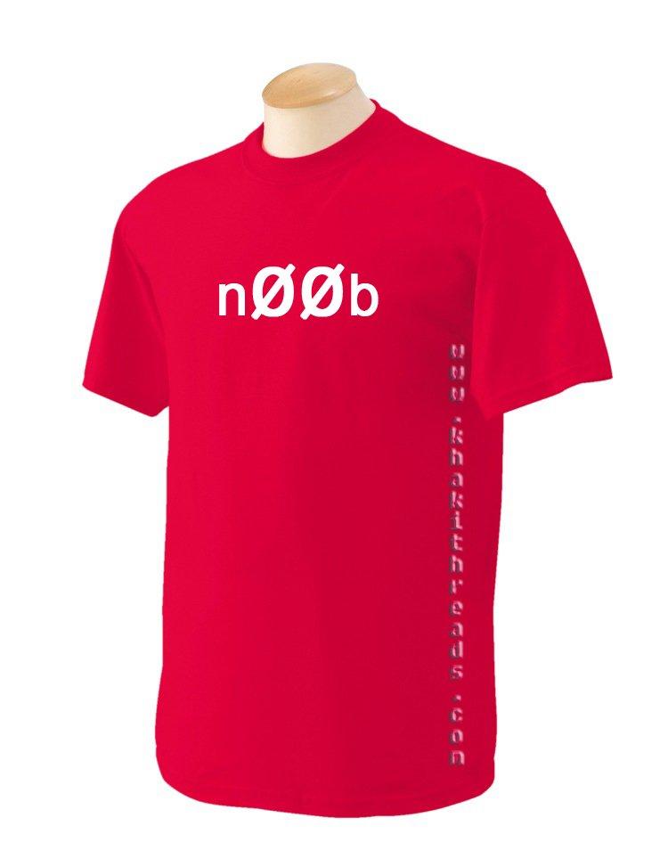 NOOB Geek T-Shirt