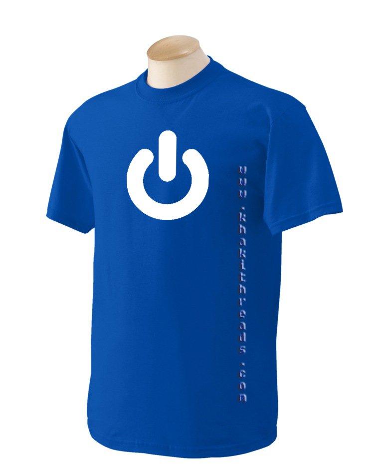 POWER ON Geek T-Shirt