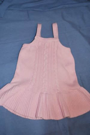 GYMBOREE PiNk Sweater Dress Toddler Girls Size 2T EUC