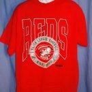 NEW 1990 Cincinnati REDS Baseball T-Shirt Size XL NWT