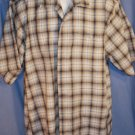 BILLABONG Mens Shirts Blue Plaid Size XL LNC