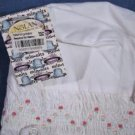 New SMOCKED Christening Bonnet Hat  Bloomingdales NWT
