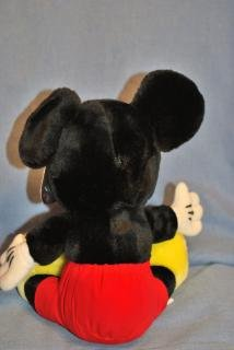 "NEW The Disney Channel MICKEY MOUSE Plush 10"" NWT"