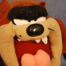 "Looney Tunes ""TAZ"" Tazmanian Devil Plush Toy 1997 EUC"