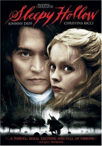 Sleepy Hollow with Johnny Depp and Christina Ricci