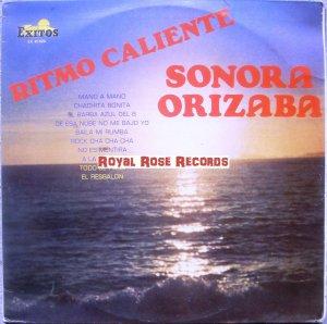 Sonora Orizaba - Ritmo Caliente (Exitos)