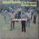 Rafael Solano Y Su Orquesta - Siempre Arriba (Ansonia)