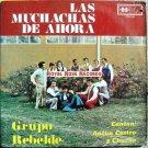 Grupo Rebelde - Las Muchachas De Ahora (Discomoda)