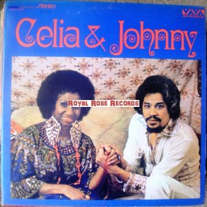 Celia Cruz & Johnny Pacheco - Celia & Johnny (Vaya)