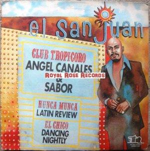 Angel Canales - El San Juan (TR)