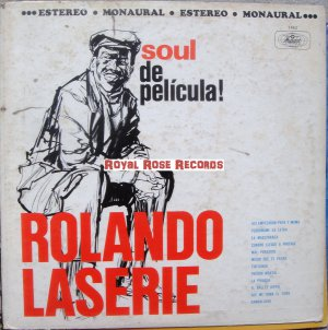 Rolando Laserie - Soul De Pelicula (Musart)