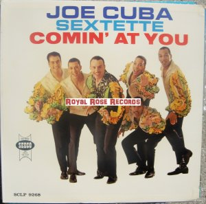 Joe Cuba - Comin' At You (Seeco)