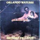 Orlando Watussi - Echando Pa'Lante (Velvet)
