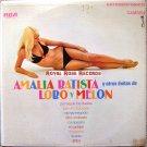 Lobo Y Melon - Amalia Batista Y Otros Exitos (RCA)