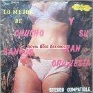 Chucho Sanoja Y Su Gran Orquesta - Lo Mejor (Delujo)
