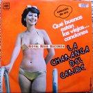 La Charanga Del Caribe - Qué Buenas Están Las Viejas...Canciones (CBS)