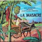 Julio Castro Y Orquesta La Masacre - New Generation Presenta (Fania)