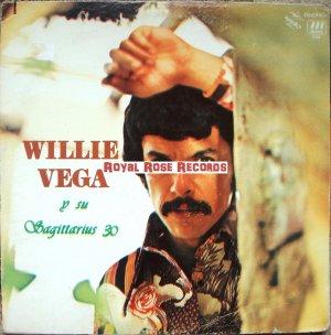 Willie Vega Y Su Sagittarius 30 - Willie Vega Y Su Sagittarius 30 (Mate)