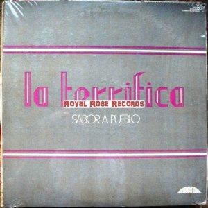 La Terrifica - Sabor A Pueblo (International)