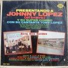 Johnny El Bravo - Presentando A Johnny Lopez Y Su Super Combo (Seeco)