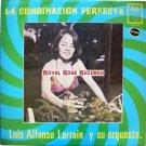 Luis Alfonso Larrain Y Su Orquesta - La Combinación Perfecta (Discomoda)