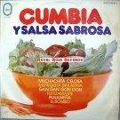 VA-Cumbia Y Salsa Sabrosa {Featuring Ruben Lema Y Su Sonora} (Aguilar)