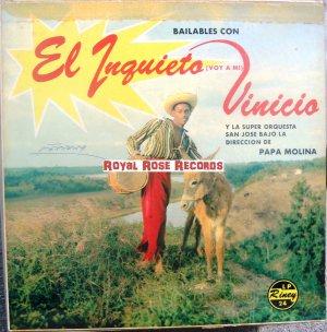 Vinicio Franco - Y La Super Orquesta San Jose De Papo Molina (Riney)
