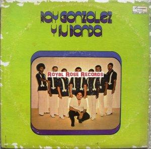 Ray Gonzalez Y Su Banda - Ray Gonzalez Y Su Banda (Borincano)