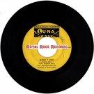 """Orquesta La Nueva Alegria - Chencha b/w Llegó Y Dijo (Grabaciones Luna) 7"""" Single"""