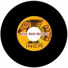 """Sonora Ponceña - Acere Ko b/w La Pobreza Y Yo (Inca) 7"""" Single"""