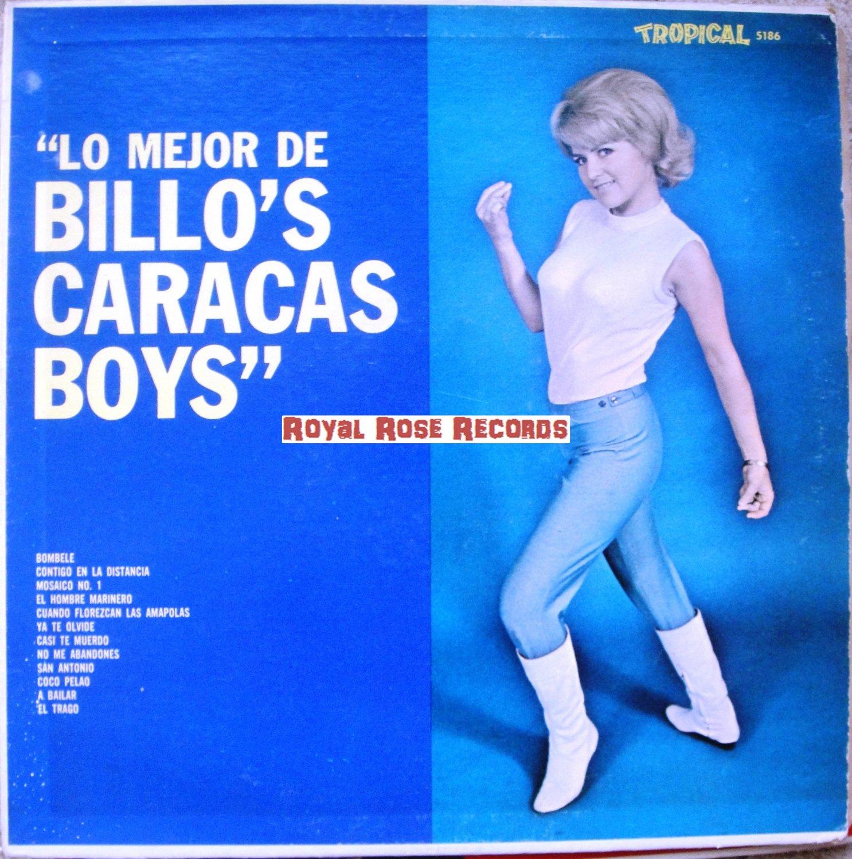 Billo's Caracas Boys - Lo Mejor De (Tropical)