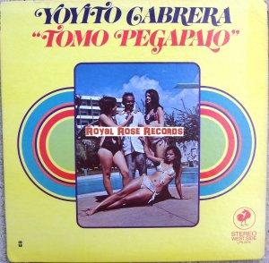 Yoyito Cabrera - Tomo Pegapalo (West Side)