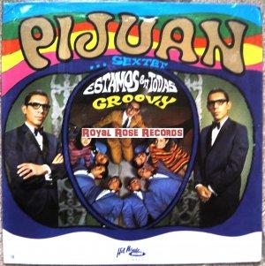 Pijuan Y Su Sexteto  Estamos En Todas (Hit Parade)