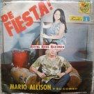 Mario Allison - De Fiesta (Discos Fuentes)