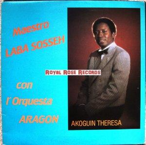 Laba Sosseh Con l'Orquesta Aragon (Disco Stock)