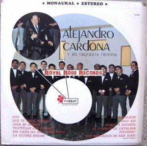 Alejando Cardona - Alejando Cardona Y Su Orquesta (Trebol)