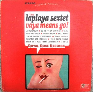 La Playa Sextet - Vaya Means Go! (United Artists)