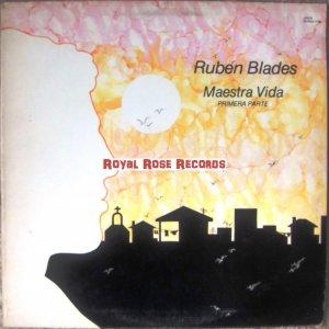 Ruben Blades - Maestra Vida (Primera Parte) (Fania)