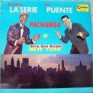 Rolando Laserie Con Tito Puente - Pachanga In New York (Gema)