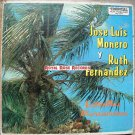 Jose Luis Monero Y Ruth Fernandez - Estrellas Boricuas (Tropical)