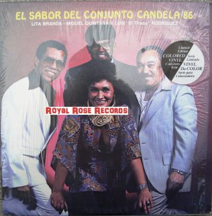 Conjunto Candela - El Sabor Del Conjunto Candela (Laslos)