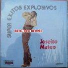Joseito Mateo - Super Exitos Explosivos (Discomundo)