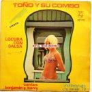 Toño Y Su Combo - Locura Con Salsa (Philips)