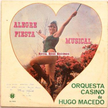Orquesta Casino De Hugo Macedo - Alegre Fiesta Musical (Sono Radio)